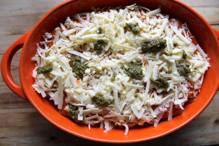 lentil lasagne recipe uncooked