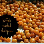 Buffalo chickpea salad jars