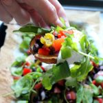 """Tree hugger"" healthy potato nachos"