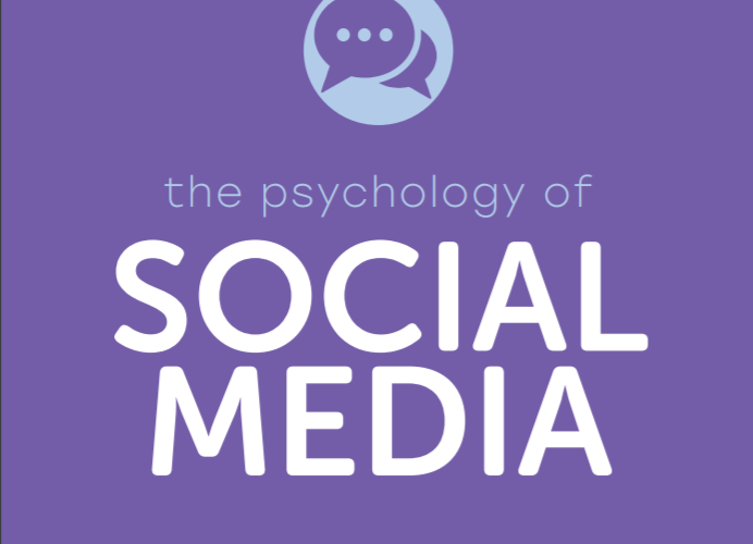 The Psychology of Social Media - book cover