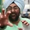Photo of Hardeep Singh Kohli, Carnaby Street, London