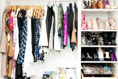 How to de Clutter your Wardrobe like a Pro