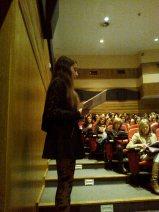 Angelina do 10.ºano lê Florbela Espanca