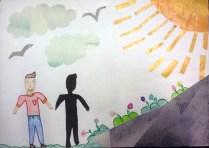 2.º Prémio Ilustração (1.ºciclo)-Bárbara Campos Costa-3.º-EB1 Monte Sines- Lousada Oeste