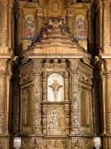 O altar-mor
