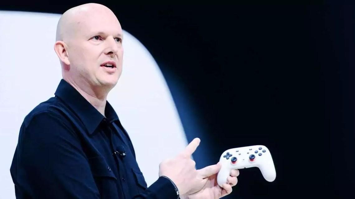 Google está abrindo um novo estúdio para criar jogos Stadia
