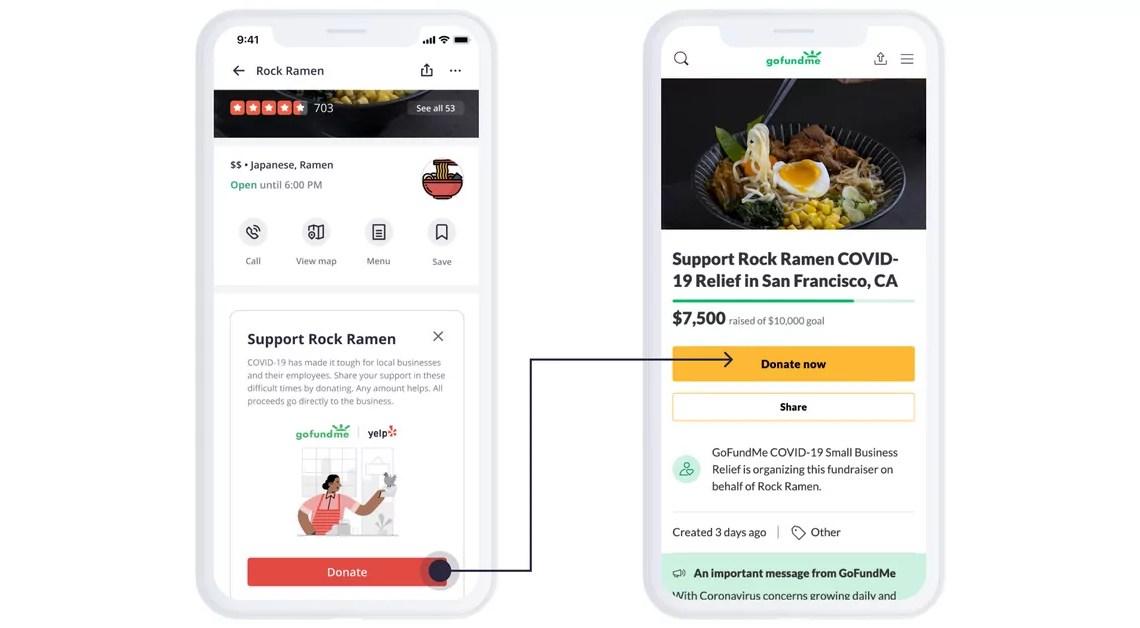 Yelp para parar de criar captação de recursos automaticamente após indignação dos empresários
