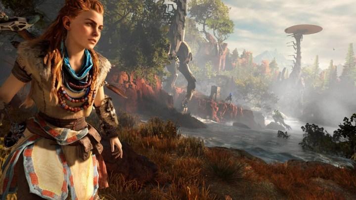Sony confirma que Horizon Zero Dawn está chegando ao PC