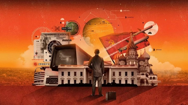 A história secreta de um mentor da Guerra Fria
