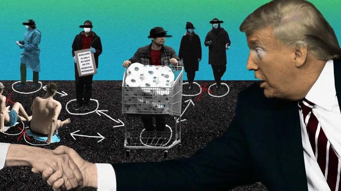 O público pode confiar em uma pandemia?
