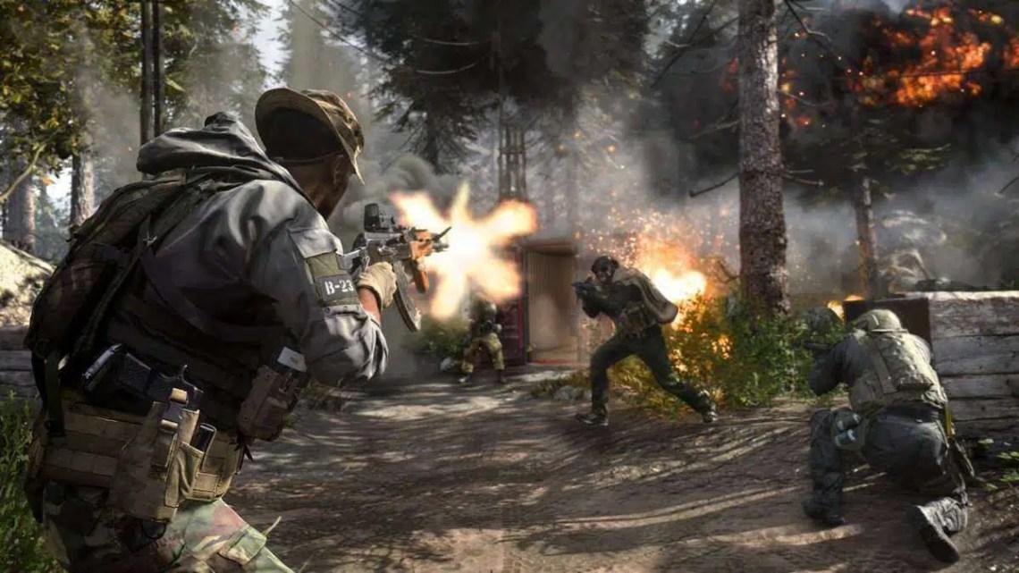 Call Of Duty: Modern Warfare tem ótimos mapas novos, incluindo um retrocesso para o MW3