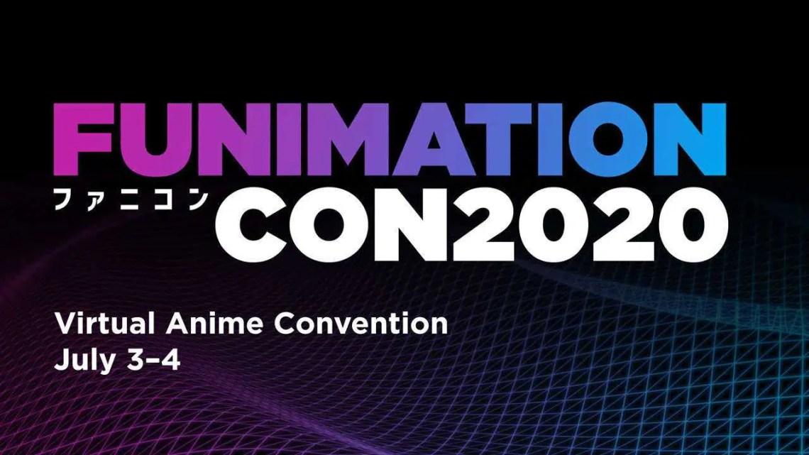 A Funimation está tendo uma convenção de anime virtual gratuita para participar
