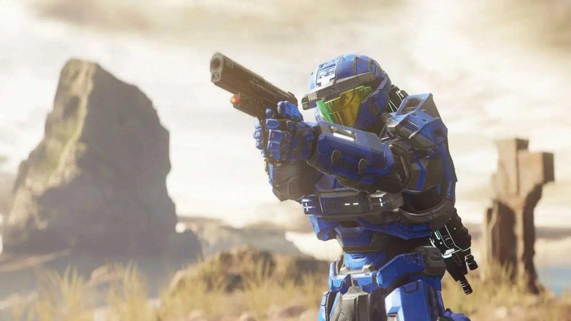 As atualizações da lista de reprodução do Halo 5 para julho incluem atiradores de elite Shotty e Warzone Turbo