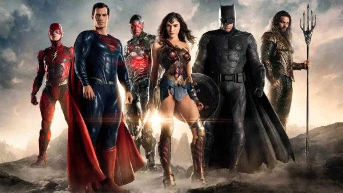 HBO Max já está perdendo a Liga da Justiça e vários outros filmes da DC, temporariamente