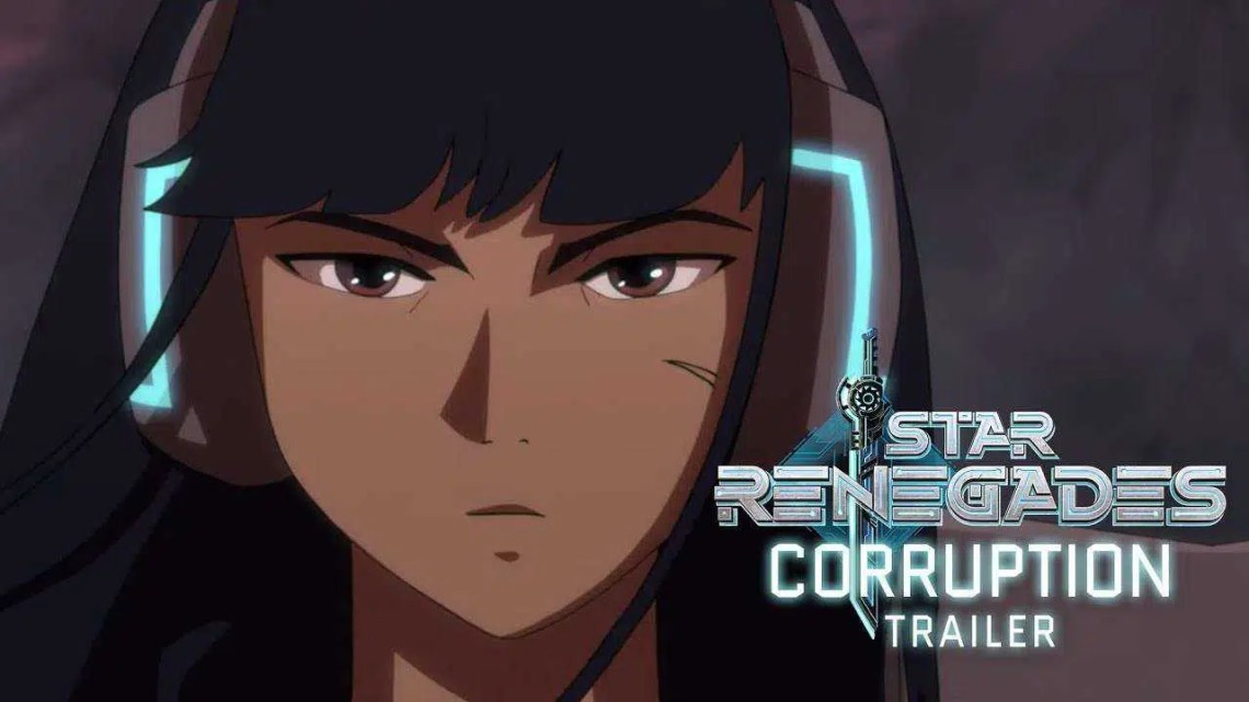 Roguelite Space Renegades estréia belo trailer de anime