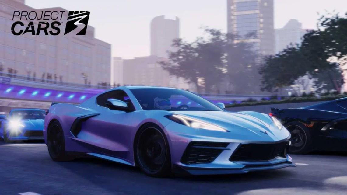 Project Cars 3 anuncia data de lançamento junto com novas capturas de tela