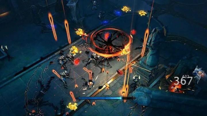 Diablo Immortal faz parte de uma estratégia móvel mais ampla, diz Activision