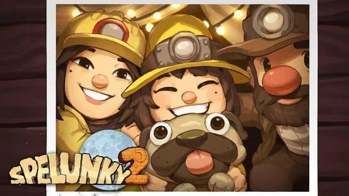 Spelunky 2 é lançado no Steam ainda este mês
