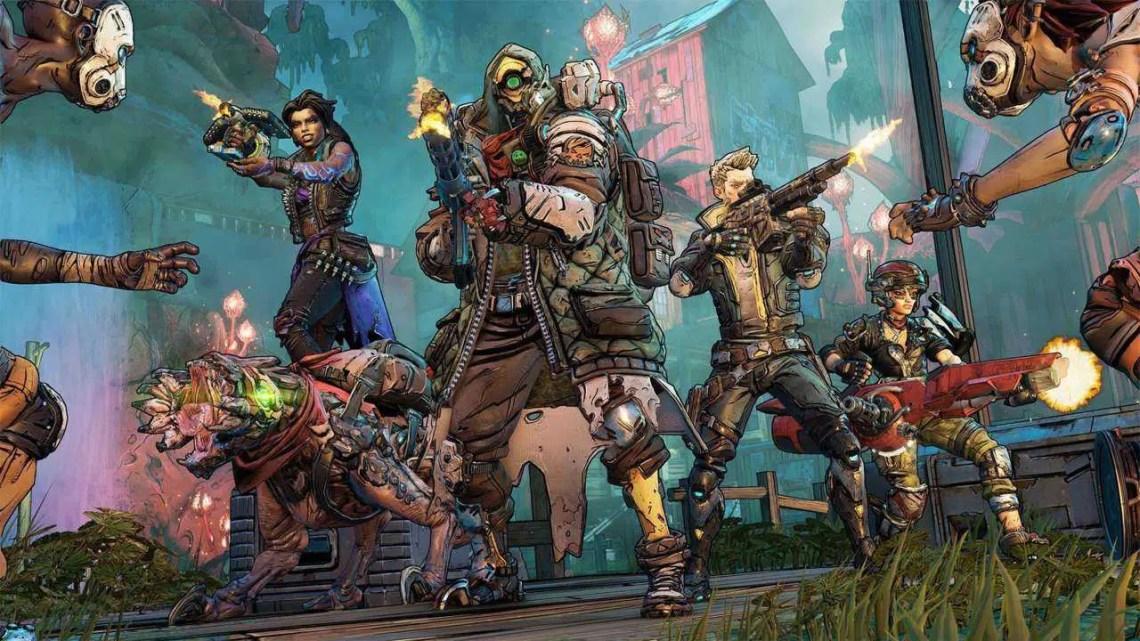 Borderlands 3 chegando ao PS5 e Xbox Series X, mais conteúdo detalhado durante o PAX Online