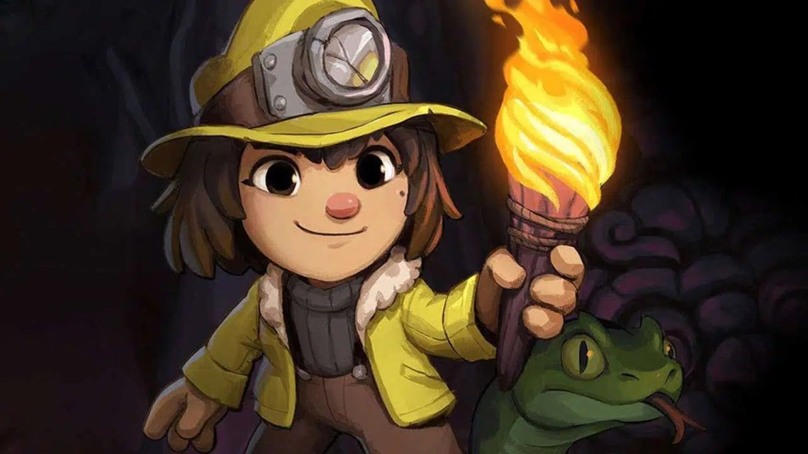 Revisão de Spelunky 2 – Shoot For The Moon