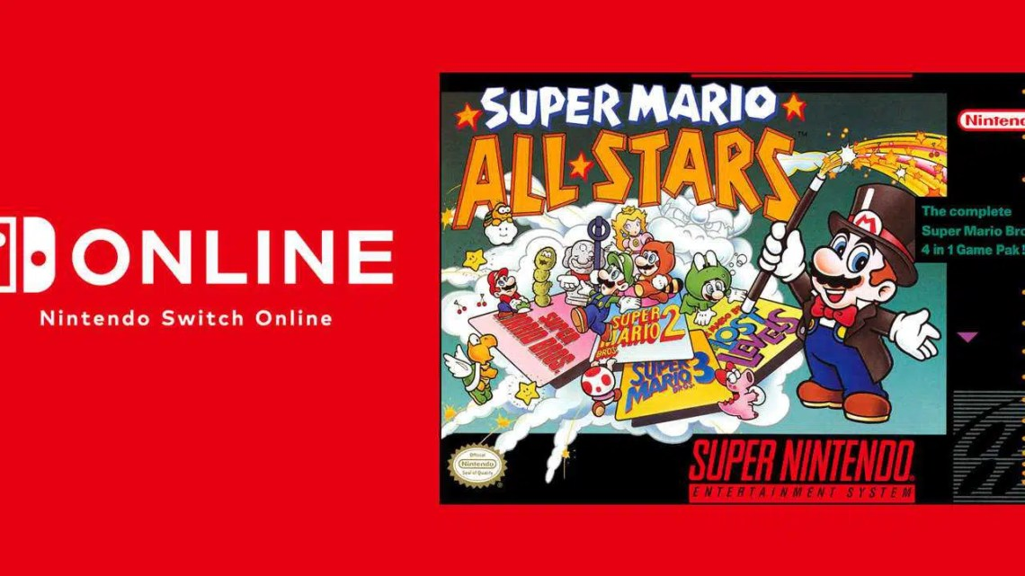 SNES Super Mario All-Stars chega hoje ao Nintendo Switch Online