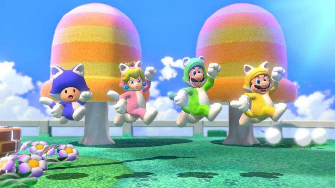 Obtenha um Pin Super Mario Bros. gratuito ao completar essas missões Nintendo