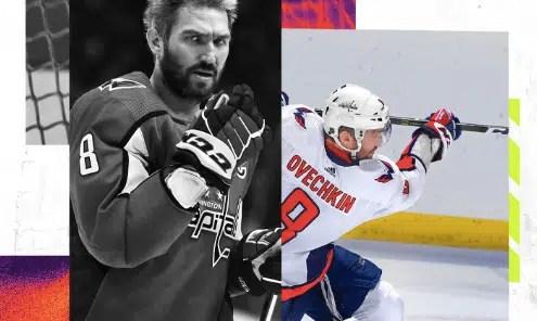 A estrela da capa da NHL 21, Alexander Ovechkin, é o assunto de uma nova série de documentos da EA