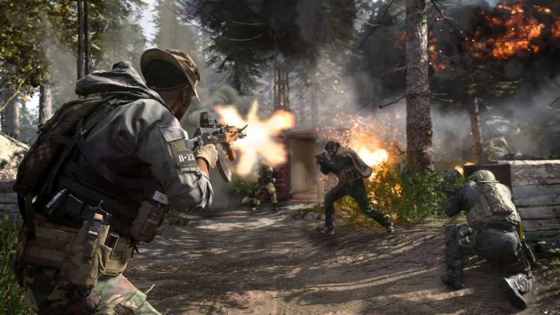 Call Of Duty: Modern Warfare, atualizações da lista de reprodução da zona de guerra, novo operador e muito mais