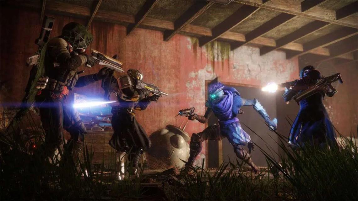 A atualização do Destiny 2 faz algumas mudanças importantes nas vantagens, notas completas de patch detalhadas