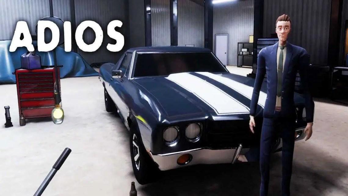 Adios – Trailer final – GameSpot