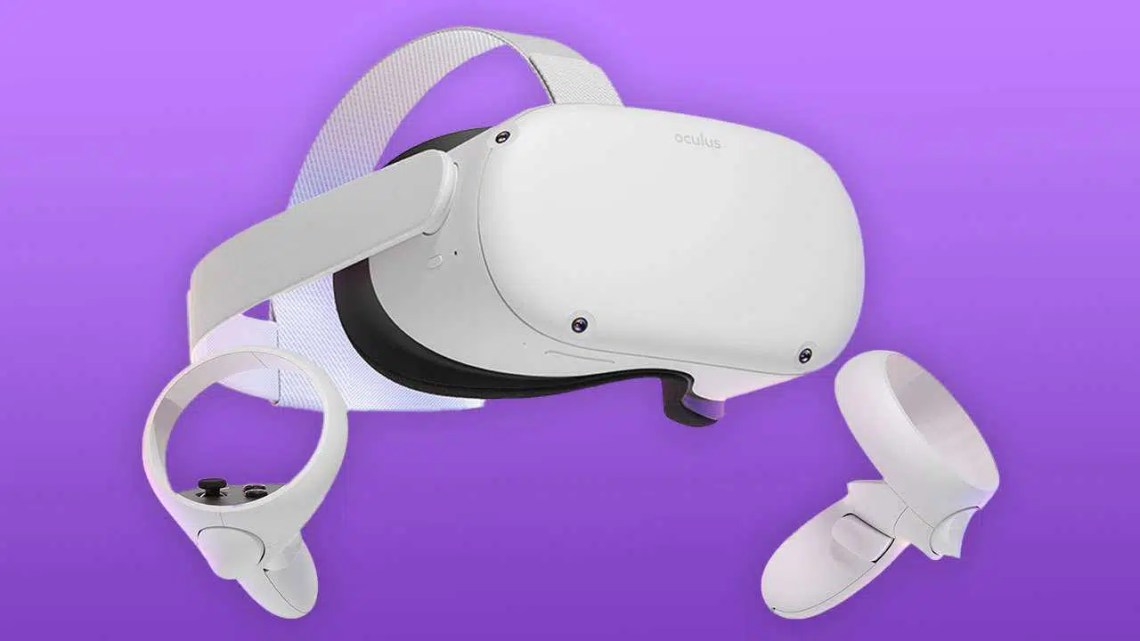 Oculus Quest 2 anunciado, encomendas disponíveis agora