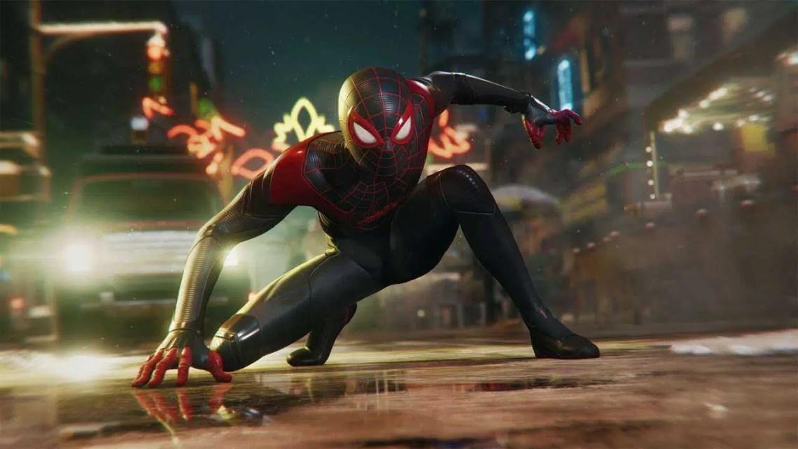 Homem-Aranha do PS5: estreia na jogabilidade de Miles Morales