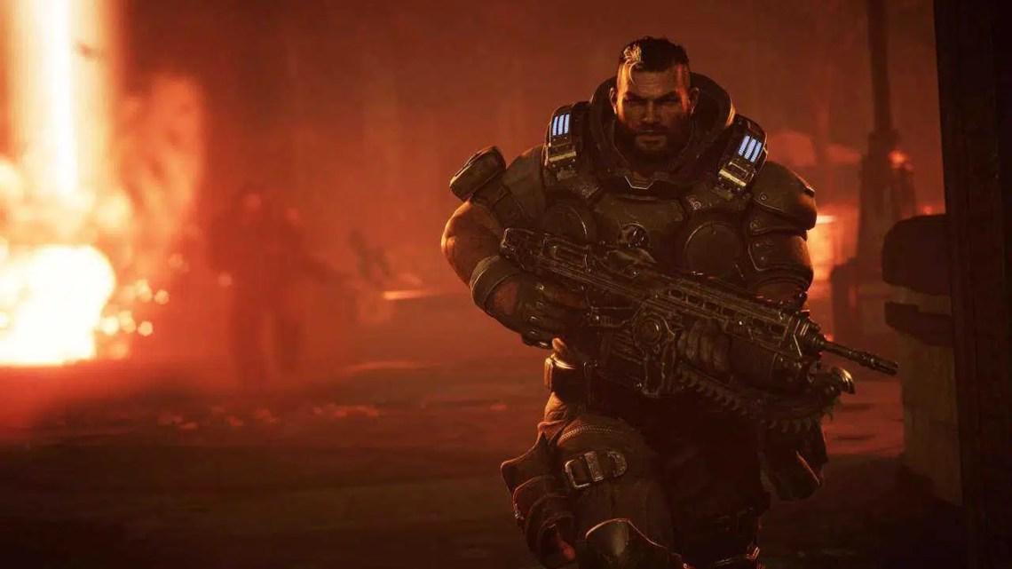 O Gears Tactics contará com novo conteúdo na série X e S do Xbox