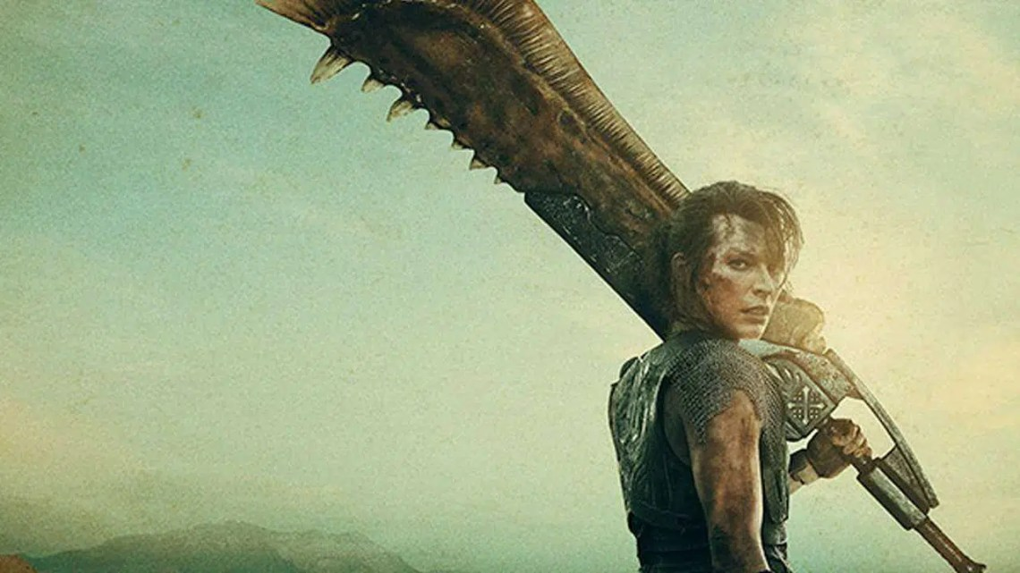 Filme Monster Hunter Obtém Sinopse Oficial