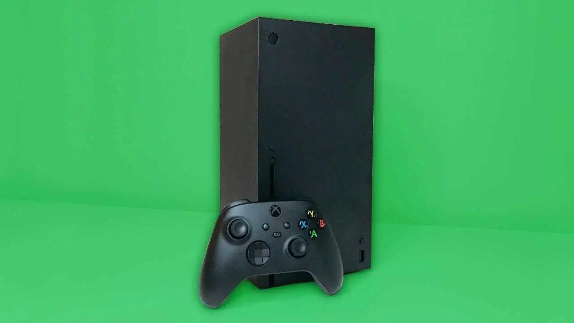Temos o Xbox Series X – visualizações completas em breve