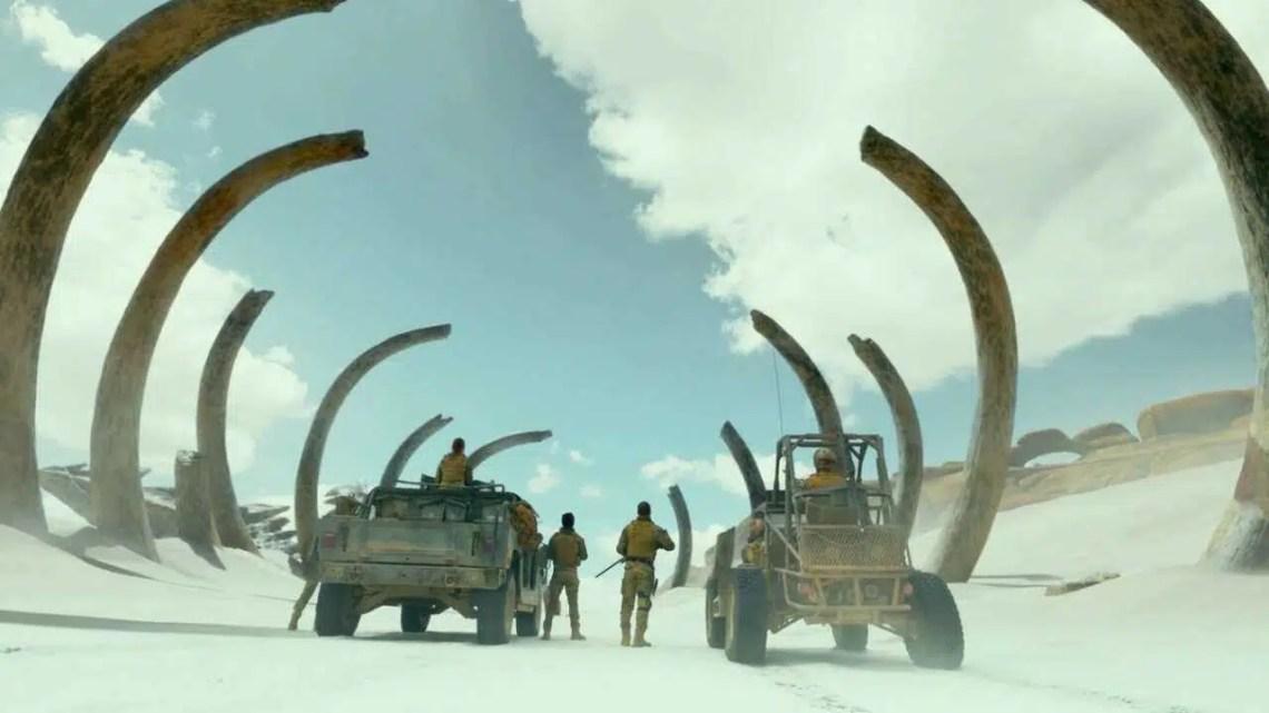 Chega o primeiro trailer de Monster Hunter, dê uma olhada