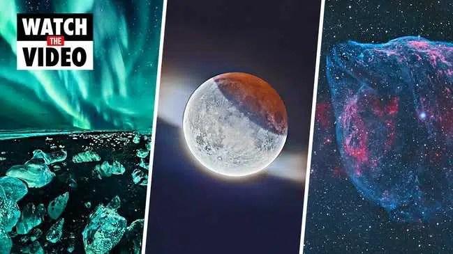 As melhores fotos de astronomia de 2020