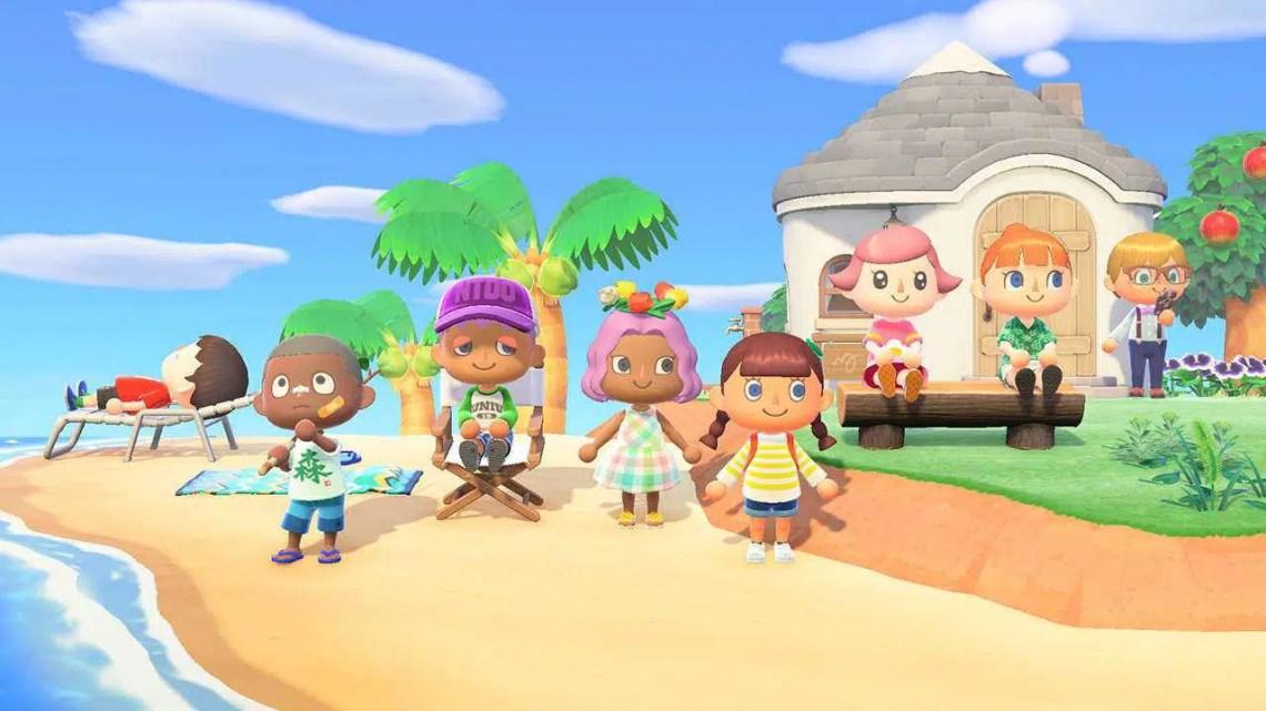Animal Crossing: atualizações de novos horizontes agora, corrige alguns bugs