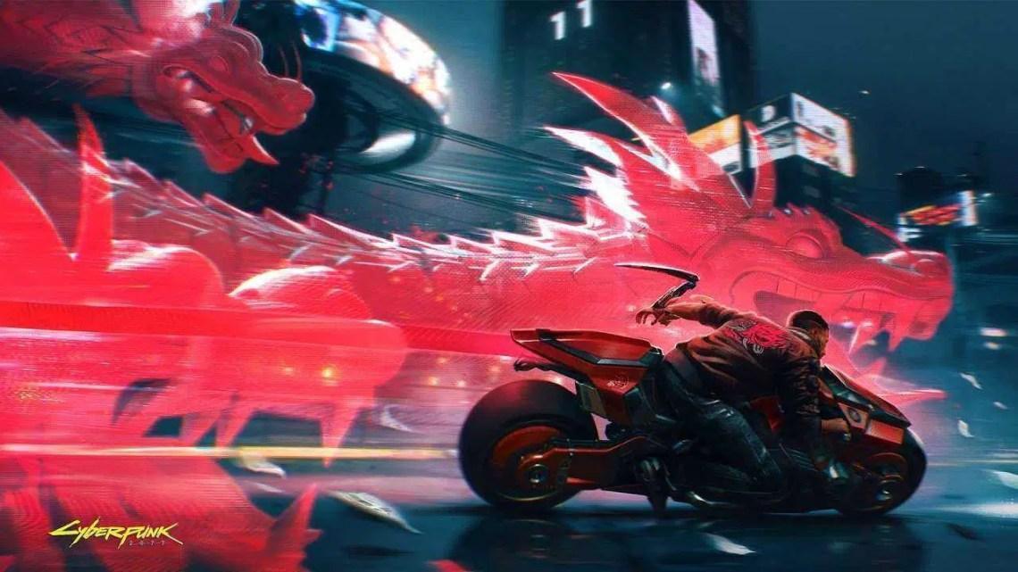 O episódio Next Night City Wire de Cyberpunk 2077 é sobre veículos