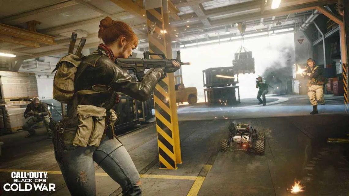 Jogue Call Of Duty: Black Ops Cold War Beta o suficiente e obtenha um plano SMG