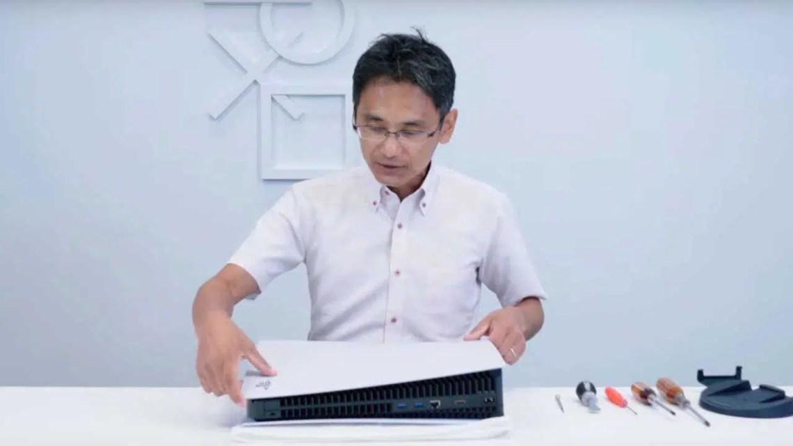 Vídeo oficial de desmontagem do PS5 oferece excelente visualização dos internos