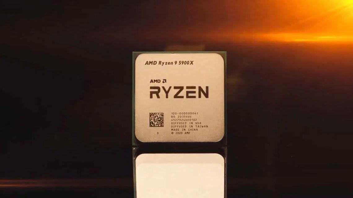 """AMD revela """"melhor CPU para jogos do mundo"""" com Ryzen 5000 Series"""