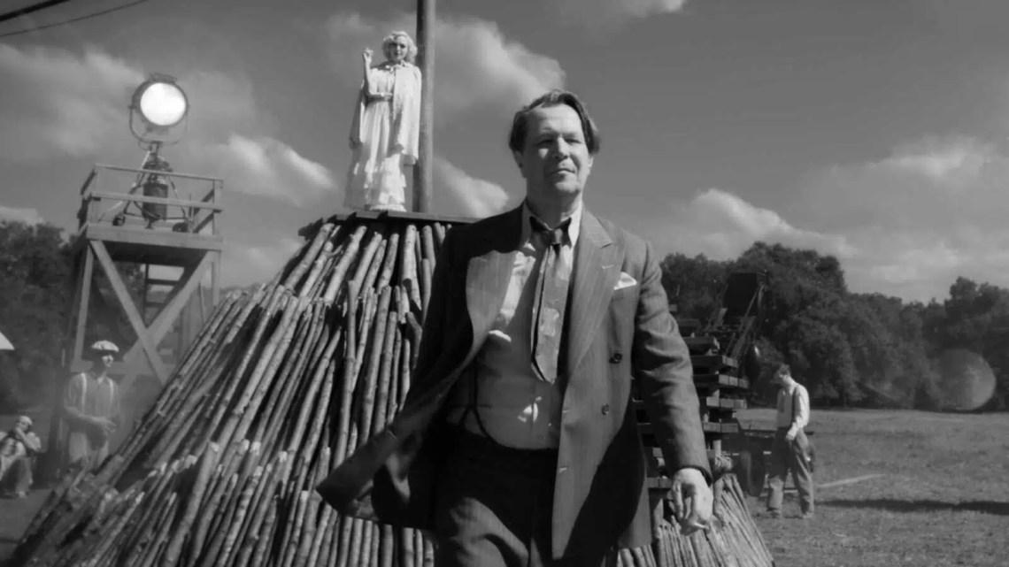Citizen Kane Biopic Mank da Netflix recebe novo trailer