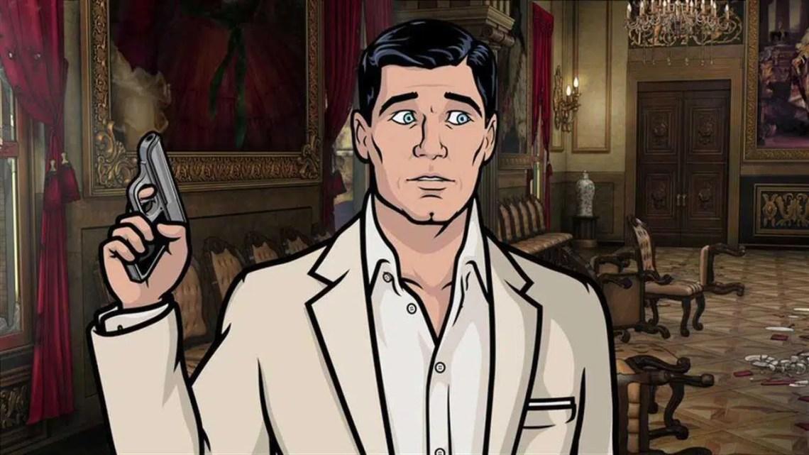 Archer renovado para a temporada 12 em FXX