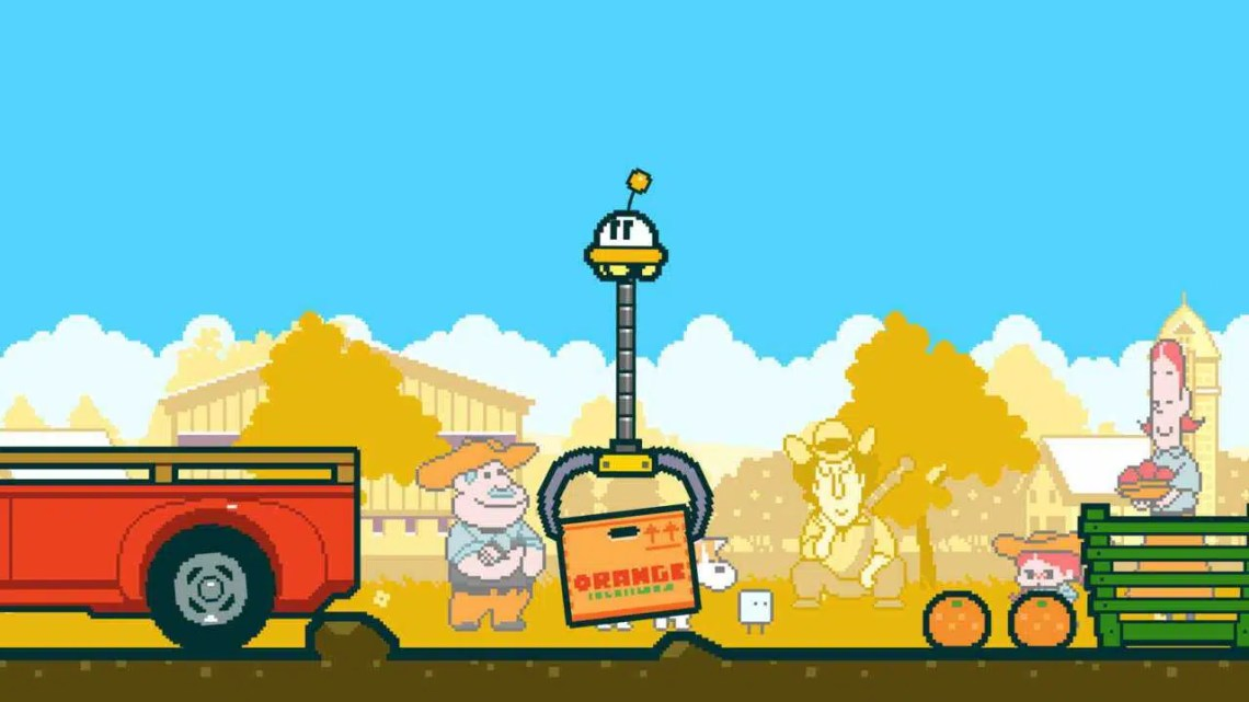 OVNI em tempo parcial, um jogo brilhante para celular do criador de Kirby's, já foi lançado