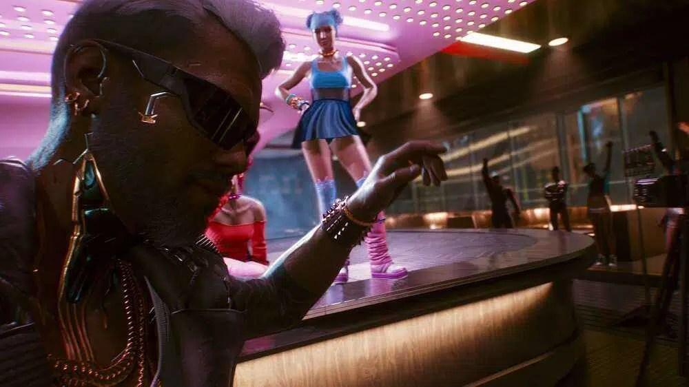 Caro CD Projekt Red: Desculpe, eu fiz você assistir a uma cena de sexo Cyberpunk 2077 comigo