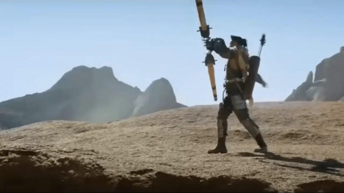 Filme de Monster Hunter sobe data de lançamento