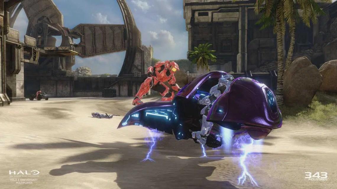 Huge Halo: a atualização da MCC já foi lançada, adiciona atualizações da Série X, cross-play e traz o Halo 4 para o PC