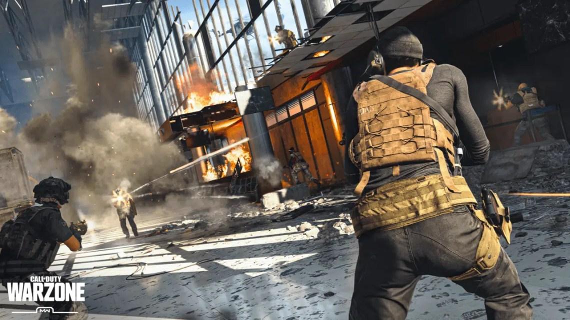 Call Of Duty: Modern Warfare / Warzone Update vai reduzir o tamanho do arquivo em 25 GB e adicionar PS5 / Xbox Series X upgrades
