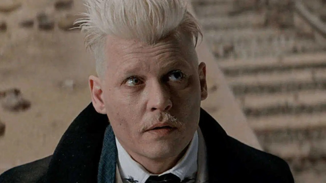 Johnny Depp Forced Out Of Fantastic Beasts 3, Movie Pushed Back